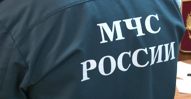 В Волгоградской области на пожаре погиб двухлетний ребенок