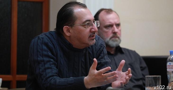 Известный волгоградский актер в шоке от театрального факультета местного вуза
