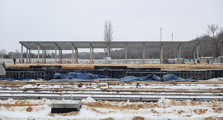 Под Волгоградом старый стадион восстановят до уровня «Лужников»