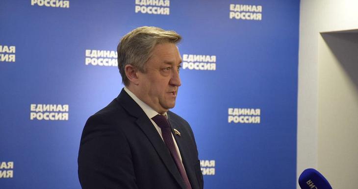 Депутат Госдумы от Волгоградской области поменял свои планы по участию в праймериз